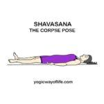 SHAVASANA - Corpse Pose