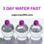 3 Day Water Fast