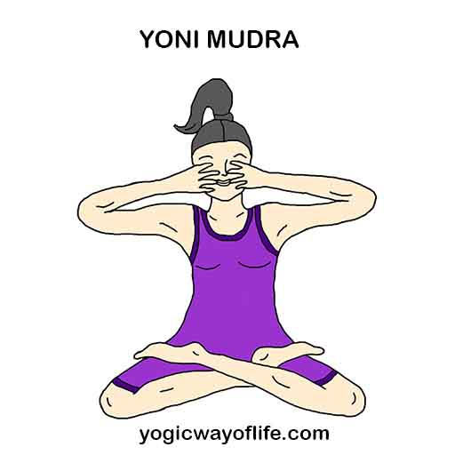 Yoni Mudra - Mudra of the Source