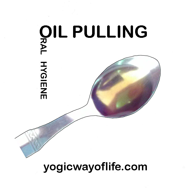 Oil Pulling for Dental Hygiene