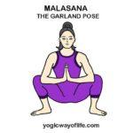 MALASANA - Garland Pose