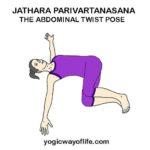 Jathara Parivartanasana