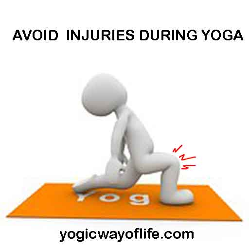 Prevent Injuries During Yoga