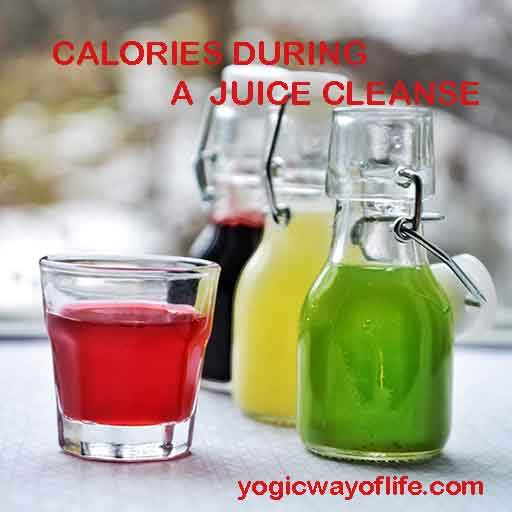 Calories During a Juice Cleanse