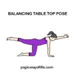 Balancing Table Top Pose