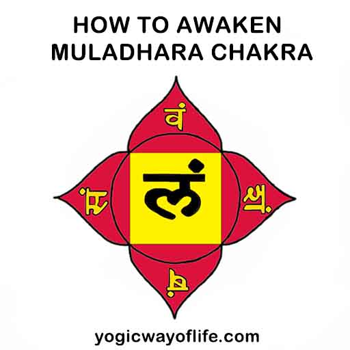 How to Awaken Muladhara Chakra, Kundalini Yoga