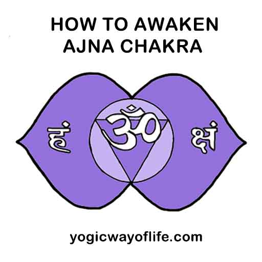 How to Awaken Ajna Chakra, Third Eye - Kundalini Yoga