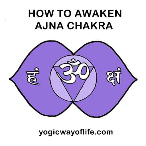 How to Awaken Ajna Chakra, Third Eye - Kundalini Yoga